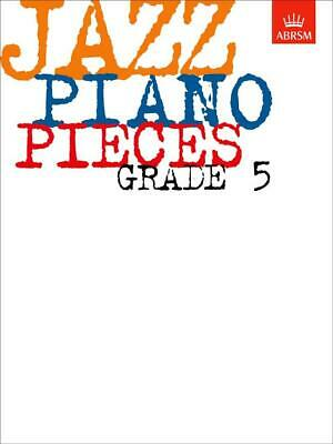 Jazz Piano Pieces, Grade 5, Paperback, Jazz Pieces, 9781860960079