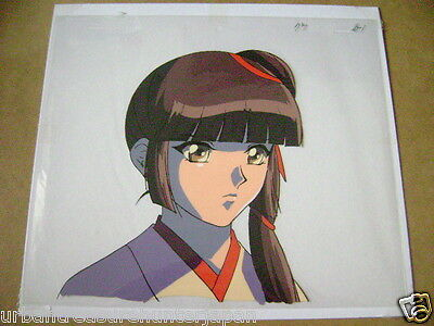 Vampire Princess Miyu  Anime Production Cel 4