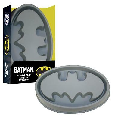 Batman Logo Silicone Cake Mould DC Comics for Jelly Chocolate Ice Cube Cake