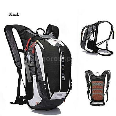 LOCAL LION 18L Breathable Bicycle Shoulder Backpack Outdoor Hydration Water Bag