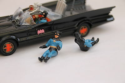 Batman Figure for Corgi 267 Batmobile (Reproduction - Painted)