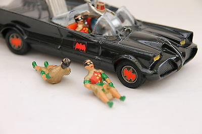 Robin Figure for Corgi 267 Batmobile (Reproduction - Painted)
