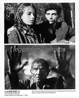 1985 Lamerica Movie Press Photo