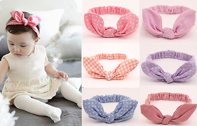 Baby Girl Infant Headscarf Headband Headwear Hair Accessories Photo Props Gifts