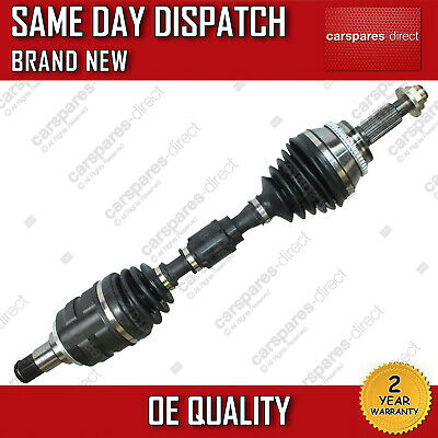 TOYOTA VERSO 2.0 D-4D FRONT DRIVESHAFT NEAR SIDE 2009 on *BRAND NEW*