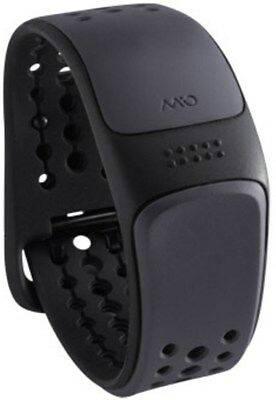 Mio Link Heart Rate Monitor Shorter Strap Slate