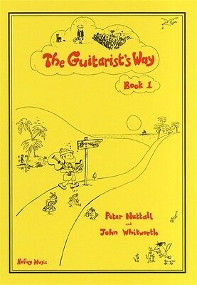 The Guitarists Way Book 1, book[let] - sheetmusic, HOLLS001, Holley Music