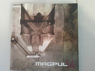 Magpul Industries Product Catalog Booklet / 2014 /  NEW - 104 Pages