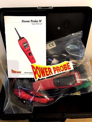 New! Powerprobe 4 Power Probe Iv Mode Diagnostic Circuit Tester Tool