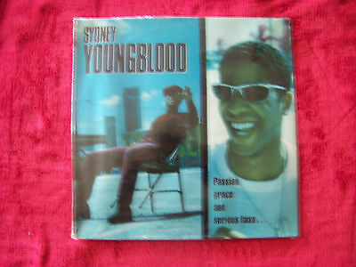 Sydney Youngblood - Passion grace and serious bass...   Circa  LP  OVP    NEU
