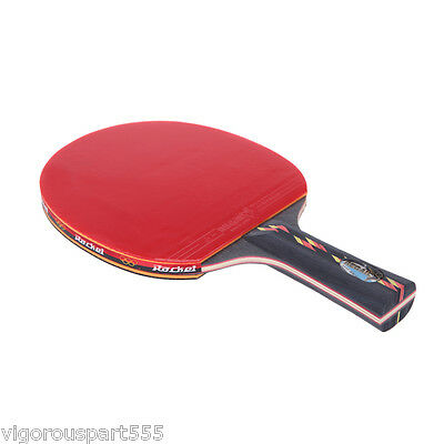 Table Tennis Racket Ping Pong Paddle Bat Case Bag High Quality VS