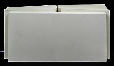 "4"" x 4"" Cards with Matching Envelopes - White"