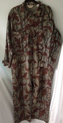 Vintage Cabelas Hunting Coveralls~ Size Xl~ Made In Usa