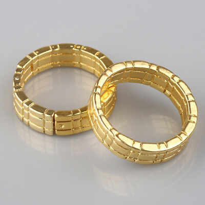 Magic Trick Himber Ring Gold Close Up Linking Finger Ring