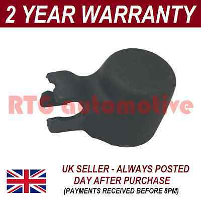 For Bmw 1 Series E81 Hatchback 07–12 Replacement Rear Wiper Arm Nut Cover Cap