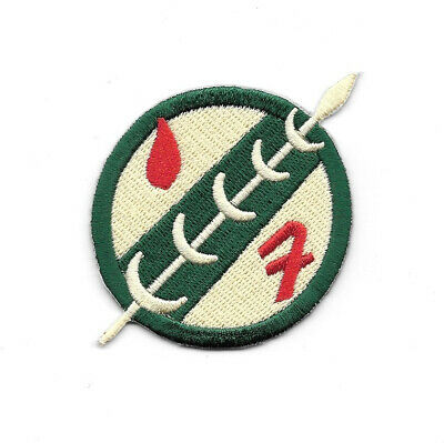 Classic Star Wars Boba Fett Family Logo Embroidered Patch NEW UNUSED