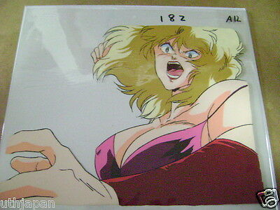 Project A-Ko Anime Production Cel 6