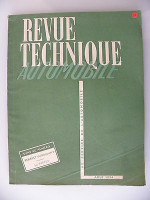 revue technique automobile RTA RENAULT Celtaquatre