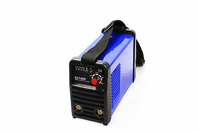 High Quanlity Igbt Welding Machine Zx7-200 220V Lowest Price  2M Consumable