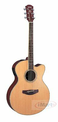 YAMAHA Electric Electro Acoustic Guitar | CPX500III | Natural Diecast Tuners|New