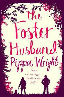 The Foster Husband,Wright, Pippa,New Book mon0000025630