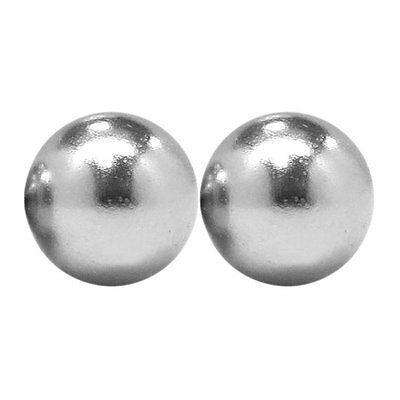 3/4 Inch Neodymium Rare Earth Sphere Magnets N48 (2 Magnets)