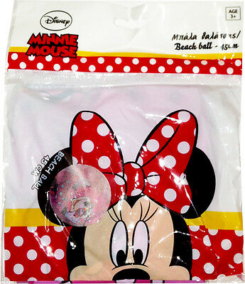 Disney Minnie Mouse - Pink Beachball 45cm