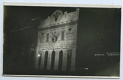 1920 Rp Npu Postcard Decorated Elder Smith & Co Prince Of Wales Visit Adel U12