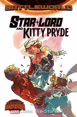Star-Lord And Kitty Pryde #1 (2015) 1St Printing Secret Wars Tie-In