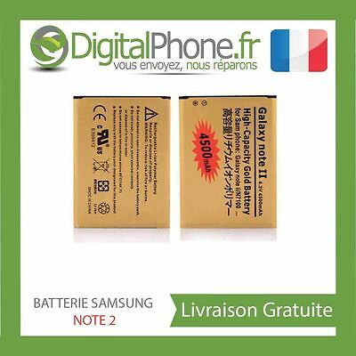 BATTERIE 4200mAh SAMSUNG EB595675LU GALAXY Note 2 N7100 TOP QUALITE TVA