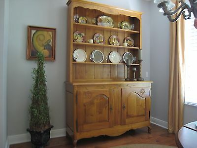 China Hutch  A Handmade French Style Antique Reproduction