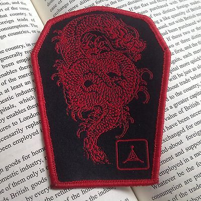 Red Dragon Tactical 2D Army Airsoft Swat Ops Hook  Patch