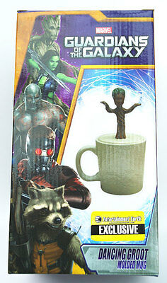 Guardians of the Galaxy Baby Dancing Groot Mug - EE Exclusive! (New in Box!)