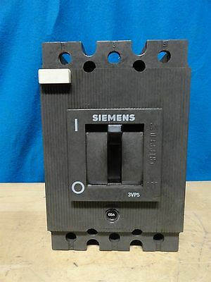 Siemens * (NEW) * CIRCUIT BREAKER * 3VP5231-0HT00 * 100A * with magnetic trip