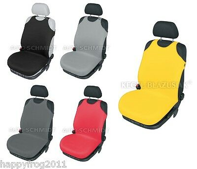 SEAT COVER SINGLET T-shirt T-type for front seat SLEEVE SHIRT 100% Cotton