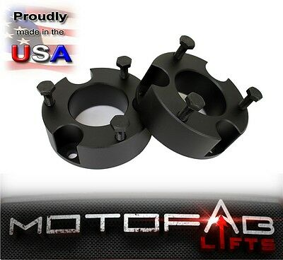 "3"" Front Lift Leveling Kit for 05-18 Toyota Tacoma FJ Cruiser Billet MADE IN USA"