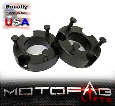 "2.5"" Front Lift Leveling Kit for 05-19 Toyota Tacoma FJ Cruiser Billet USA MADE"