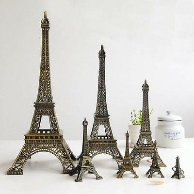 5-32cm Paris Eiffel Tower Souvenir Gift Miniature Model Home decor Decoration #