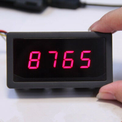 New 4 Digit 7 Seven Segment LED Display Controller 5V Red Arduino Compatible