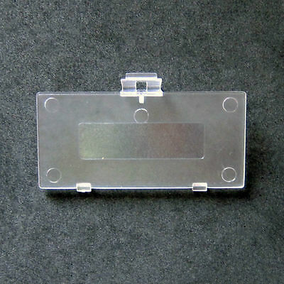 New GBP Replacement Battery Cover Door for GB Gameboy Pocket Battery Cover Clear