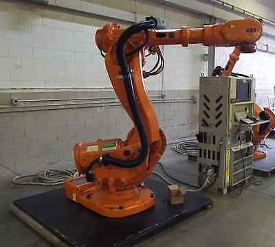 ABB IRB6600 Robot & S4C+ Controller, 175 / 2.8 , Tested, With 90 Days Warranty
