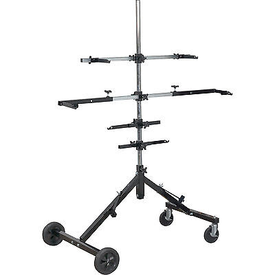 Sealey Commercial Panel Stand with Wheels for Doors, Wings, Bonnets & Bumpers