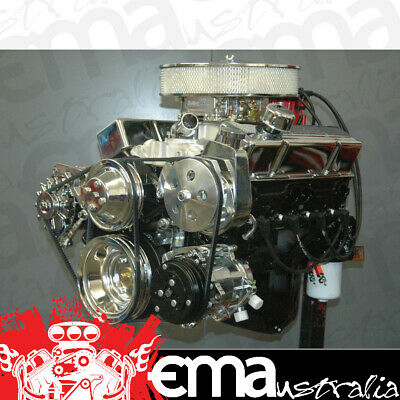 Chev 350 Hot Rod Deluxe Complete Turnkey Engine