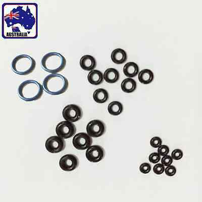 100x 200x 500x Rubber O-Ring Washer Washers Seals Assortment Black Car TEBOO 14