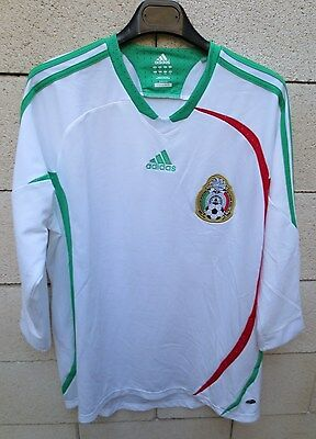 Maillot MEXIQUE MEXICO Adidas hsirt away jersey camiseta L Clima365