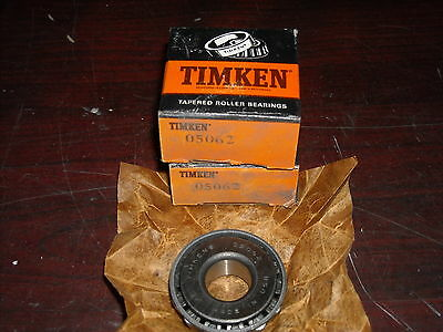 Timken, 05062, Lot Of 2, NEW in Box