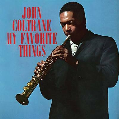 JOHN COLTRANE My Favorite Things LP Vinyl 180g Jazz * NEW