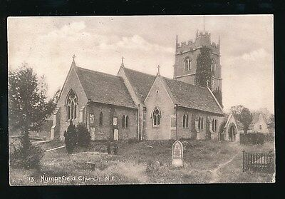 Gloucestershire Glos NYMPSFIELD Church Used 1907 PPC