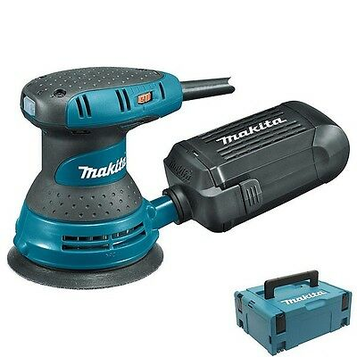 Ponceuse excentrique Ø 125 mm 300 W Makita BO5031J