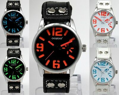 Oozoo Design Uhr Ø38mm JR 165